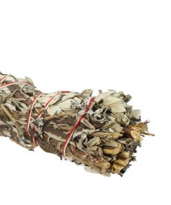 Mugwort smudge